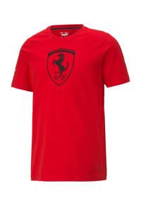 Puma Ferrari Race T-shirt rood, Rood