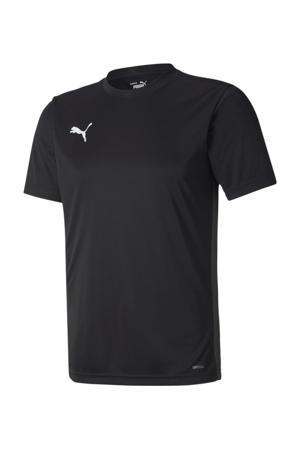 voetbalshirt zwart