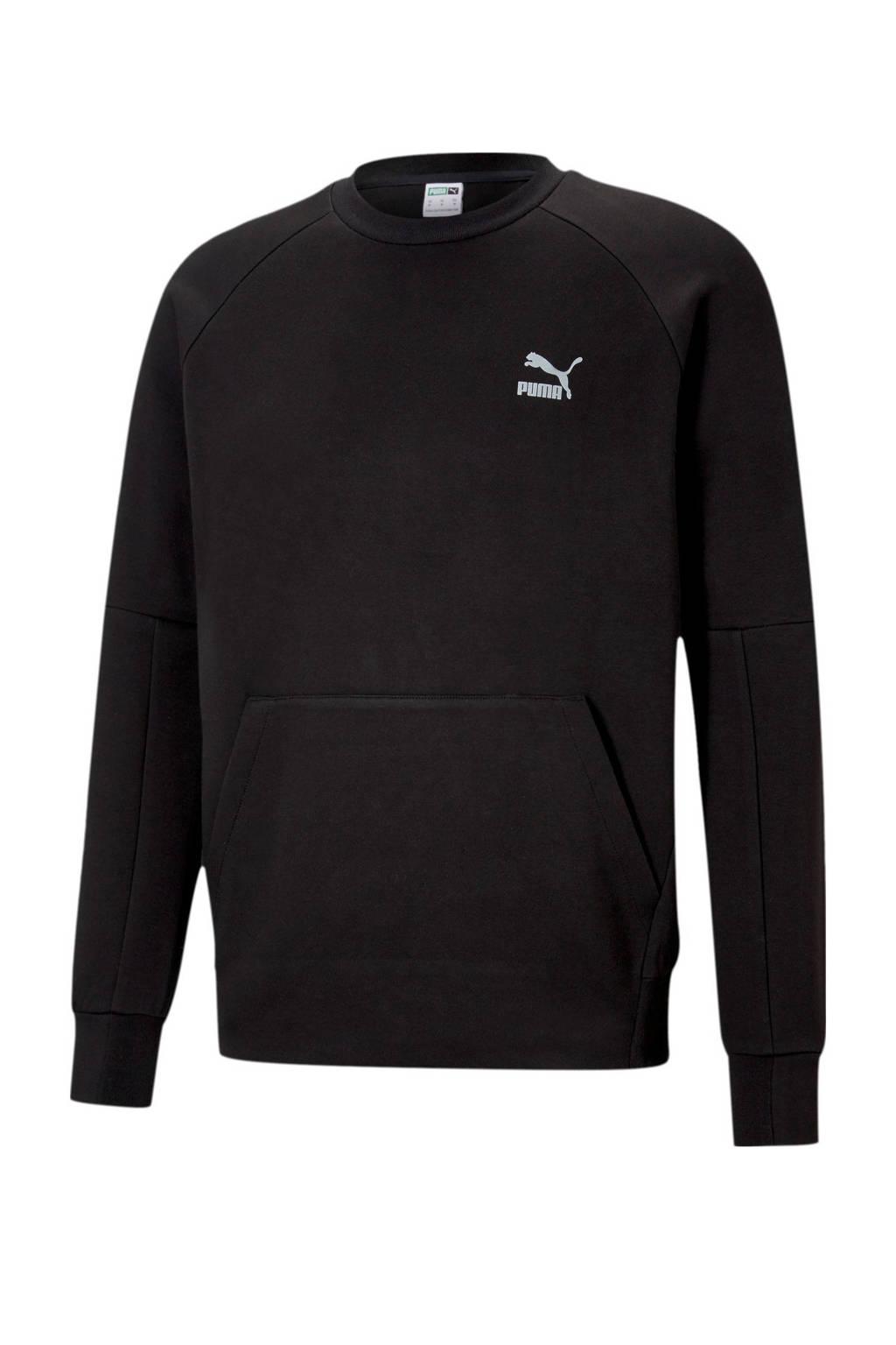 Puma sweater zwart, Zwart