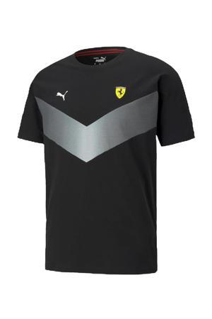 Scuderia Ferrari MCS T-shirt zwart
