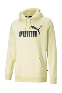 Puma hoodie geel, Geel