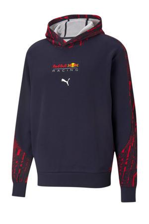 Red Bull Racing hoodie donkerblauw/rood