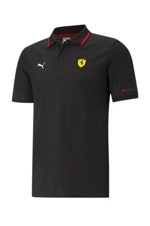 Scuderia Ferrari Race polo zwart