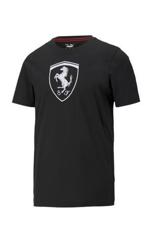 Ferrari Race T-shirt zwart