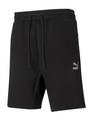 sweatshort zwart