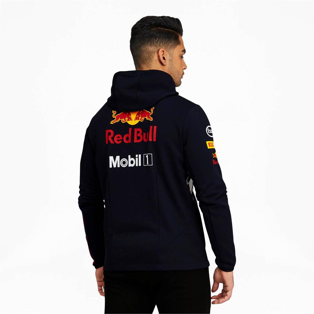 Puma Red Bull Racing Team vest donkerblauw, Donkerblauw