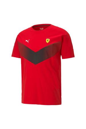 Scuderia Ferrari MCS T-shirt rood