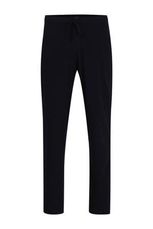 +size pyjamabroek donkerblauw