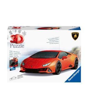 Lamborghini Huracán EVO  3D puzzel 108 stukjes