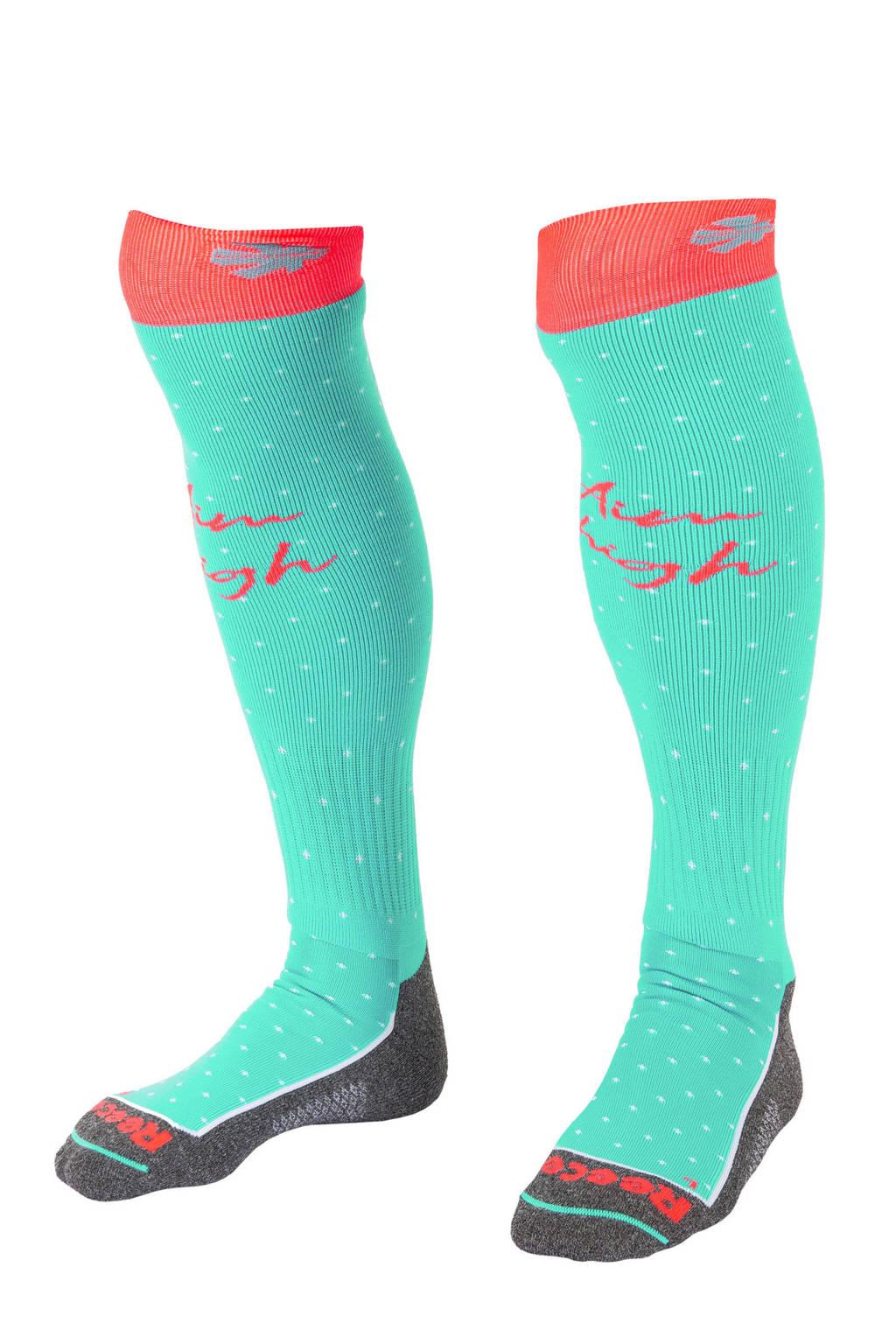 Reece Australia   sportsokken mintgroen/roze, Mintgroen/roze