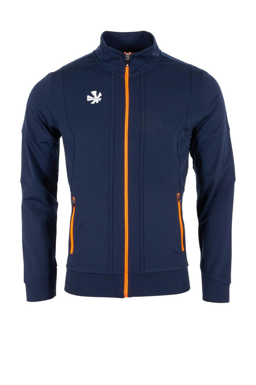 Reece Australia sportvest donkerblauw/oranje, Donkerblauw/oranje