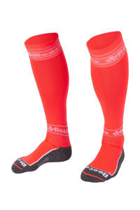 Reece Australia Surrey hockeysokken koraalrood/wit, Koraalrood/wit