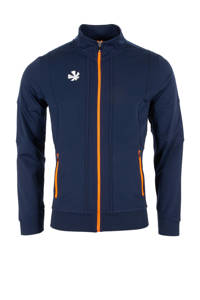 Reece Australia   sportvest donkerblauw/oranje/wit, Donkerblauw/oranje/wit