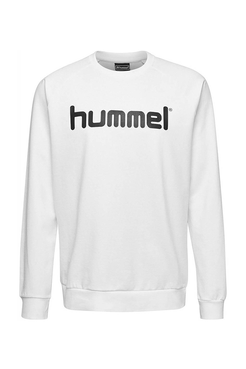 hummel sweater wit, Wit