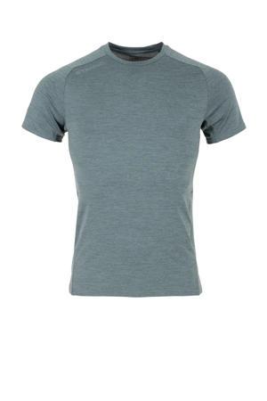 Senior  sport T-shirt groen