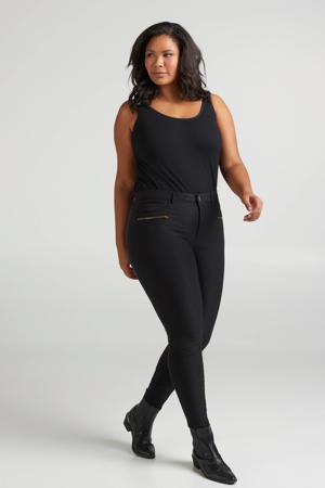 skinny tregging zwart
