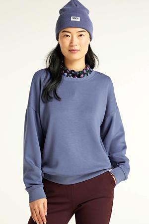 sweater grijsblauw