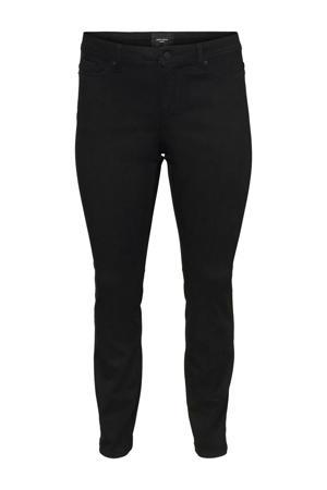 slim jeans VMMANYA zwart