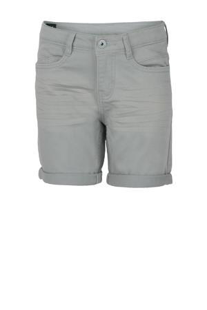 slim fit jeans bermuda Pablo groen