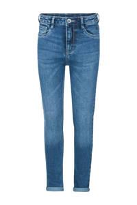 Shoeby Jill & Mitch high waist skinny jeans Milou stonewashed, Blauw