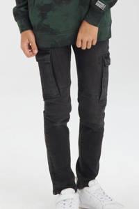 Shoeby Jill & Mitch skinny jeans Cas zwart, Zwart
