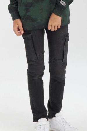 skinny jeans Cas zwart