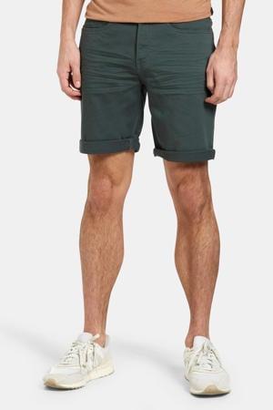 slim fit short Pablo armygreen