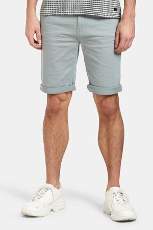 slim fit short Pablo lightgreen