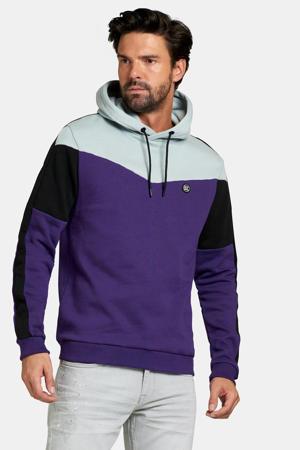 hoodie Kyle paars
