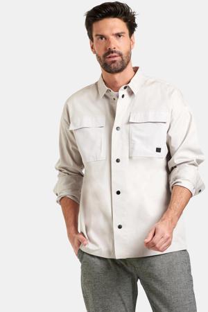 overshirt Dex stonewhite