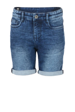 slim fit jeans bermuda Otis blauw