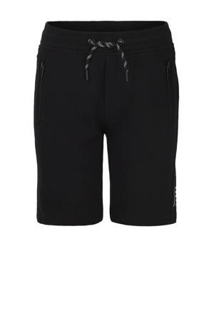 regular fit sweatshort Benn zwart