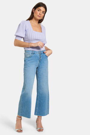 loose fit jeans lichtblauw