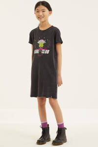 Cars T-shirtjurk Alita van biologisch katoen zwart, Zwart