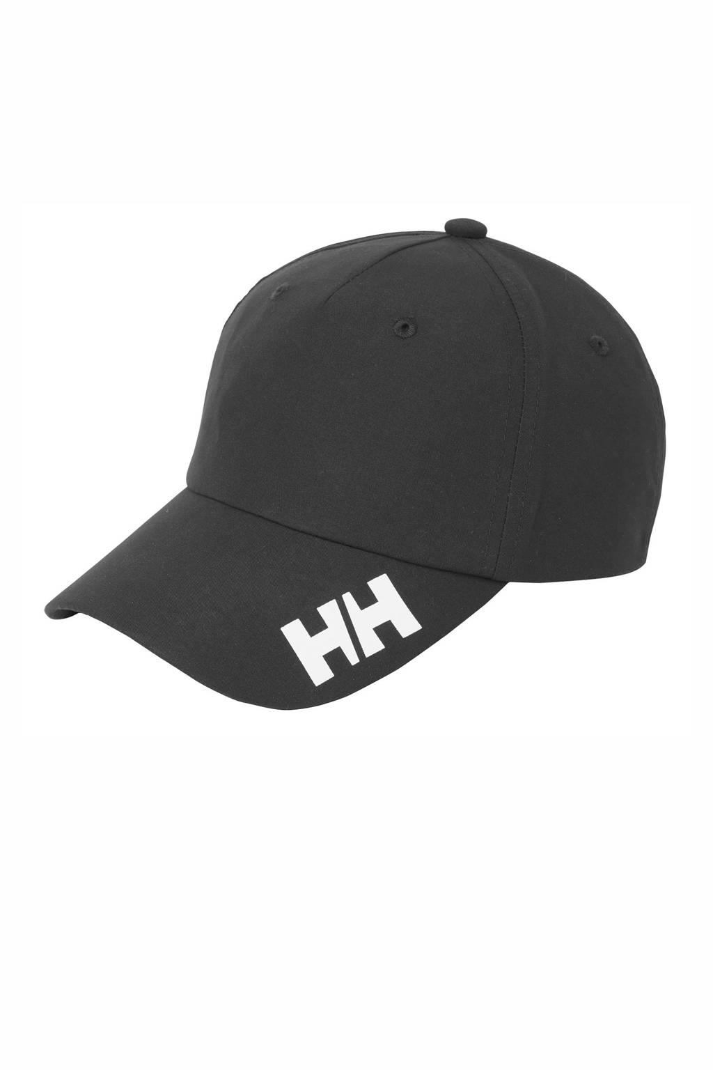 Helly Hansen pet Crew zwart, Zwart