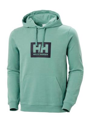 hoodie lichtgroen