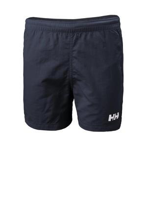 unisex short Volley donkerblauw