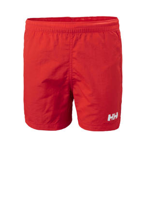 unisex short Volley rood