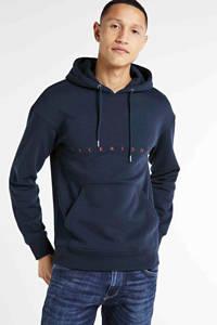 JACK & JONES ORIGINALS hoodie donkerblauw, Donkerblauw