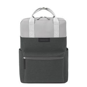Bergen Backpack grijs/zwart