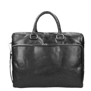 13 inch Cambridge Briefcase L zwart