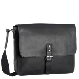Dakota Messenger Bag M zwart