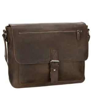 Salisbury Messenger Bag M zwart