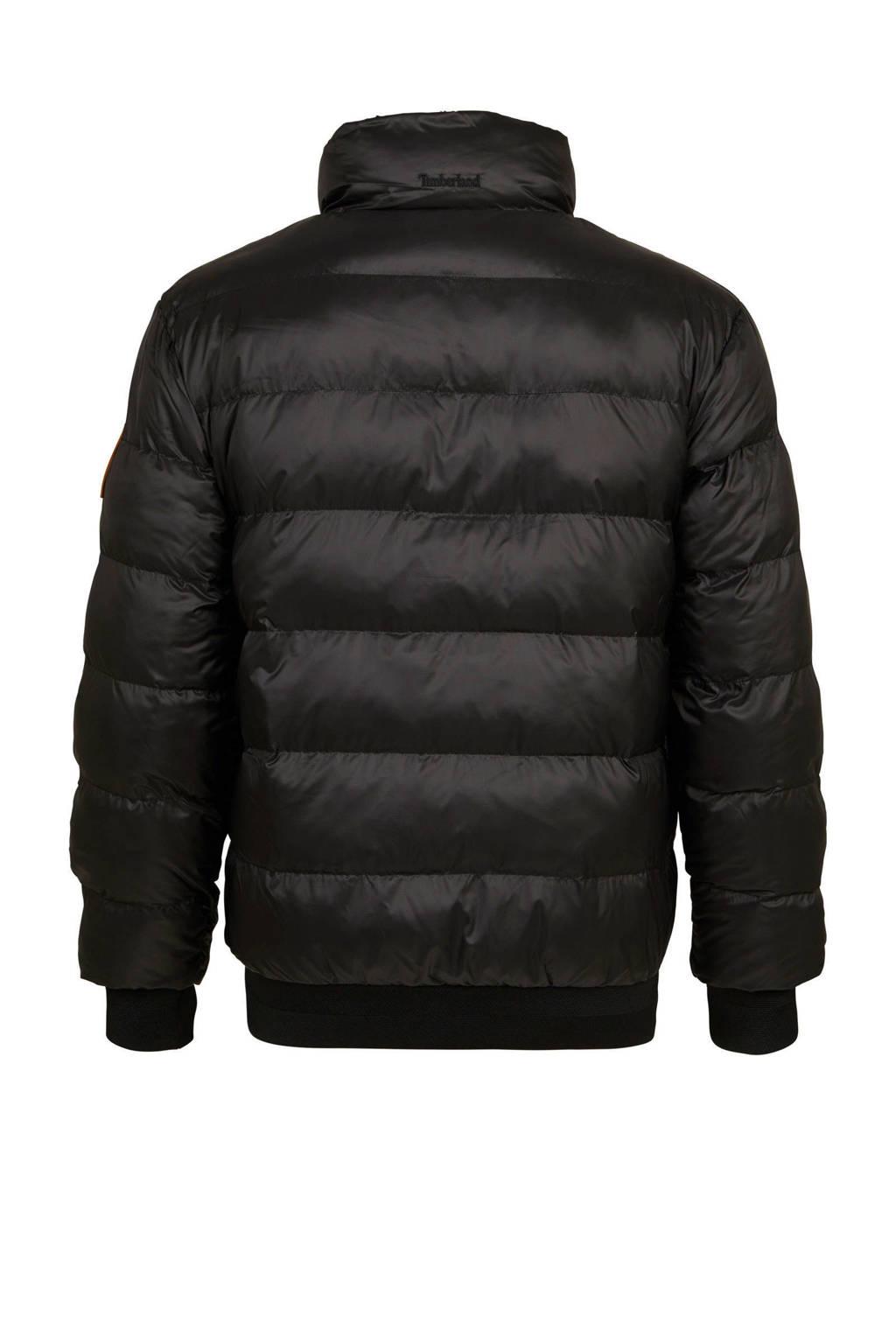 Timberland  jas zwart, Zwart