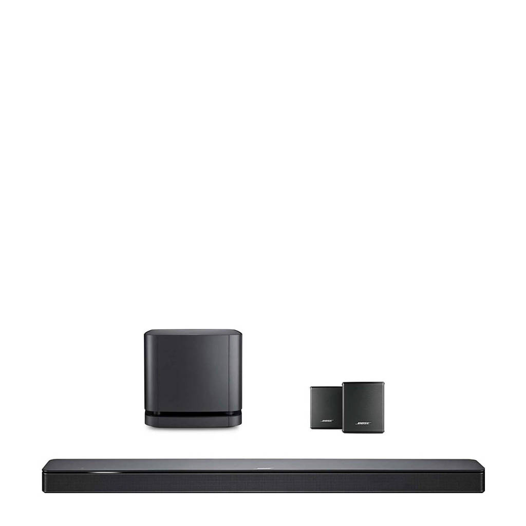 Bose Home Cinema 500 Home Cinema Set (zwart), Zwart