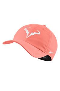 Nike pet AeroBill Rafa Heritage 86 oranje/wit, Oranje/wit