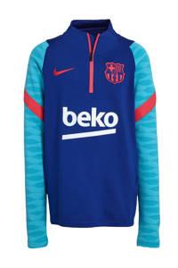 Nike  FC Barcelona voetbalshirt kobaltblauw/rood, Kobaltblauw/rood