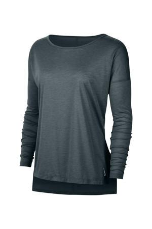 sport T-shirt lichtroze