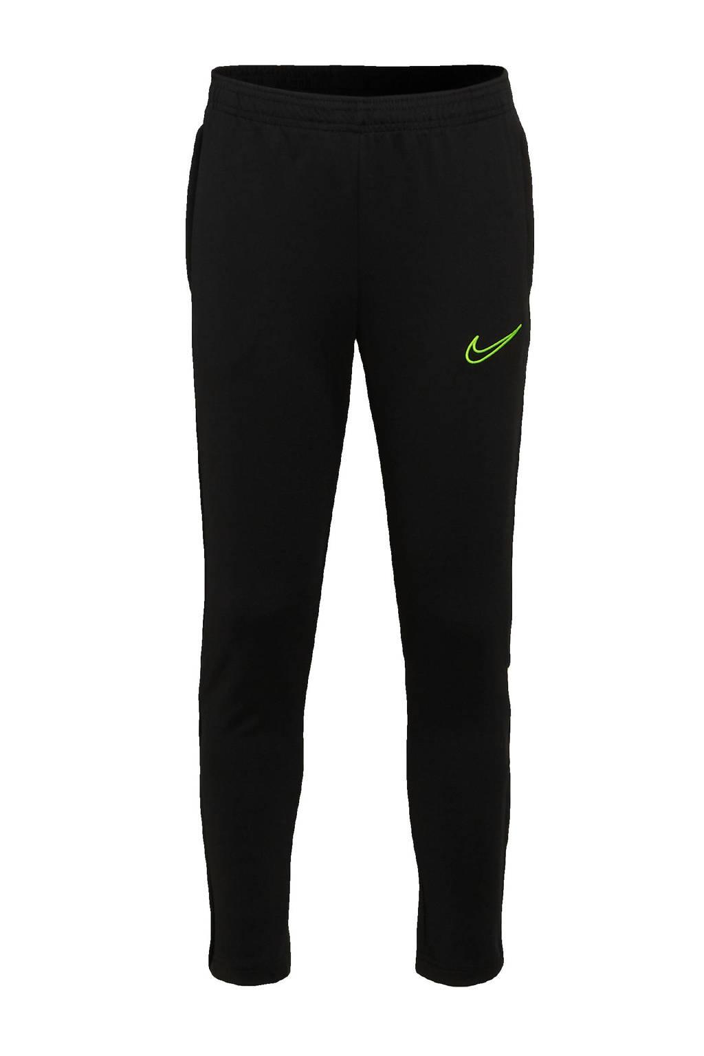 Nike Junior  trainingsbroek zwart/felgroen