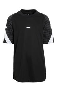 Nike Junior  voetbalshirt zwart/antraciet/wit, Zwart/antraciet